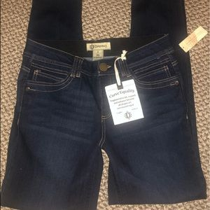 "Democracy ""ab"" solution curve equality jeans"